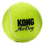 Kong Air Dog Large Squeaker Tennis Ball Dog Toys 2-Pack