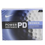 Nike Women's Precision Power Distance Golf Balls 12-Pack