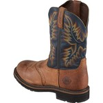 Justin Men's Original Stampede Copper Kettle Rowdy Work Boots - view number 3