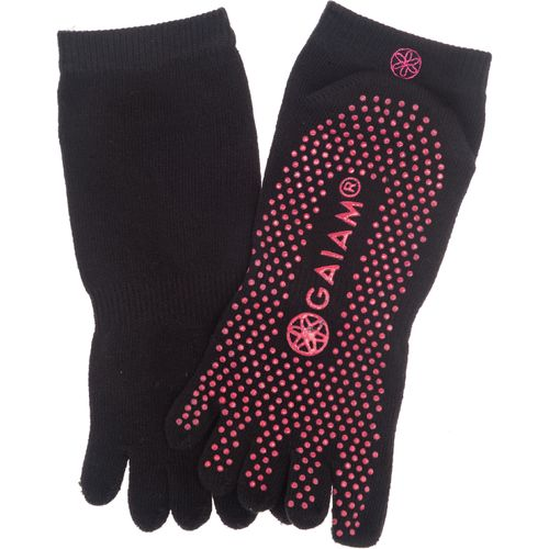 Gaiam Adults' All Grip Yoga Socks - view number 1