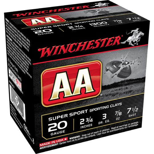 Image for Winchester AA® 20 Gauge Target Loads from Academy