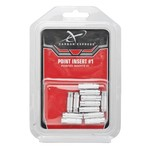 Carbon Express® #1 Arrow Inserts 12-Pack - view number 2