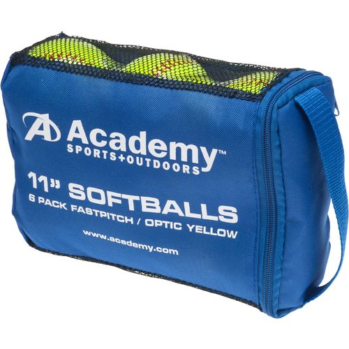 "Rawlings® 11"" Softballs 6-Pack"