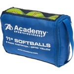 "Academy Sports and Outdoors 11"" Softballs 6-Pack"