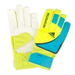 adidas Kids' response® Junior Soccer Gloves