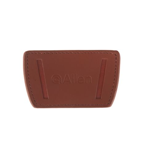 Allen Company Medium Leather Belt Slide Holster