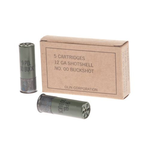 Display product reviews for Winchester 12 Gauge Military-Grade Buckshot