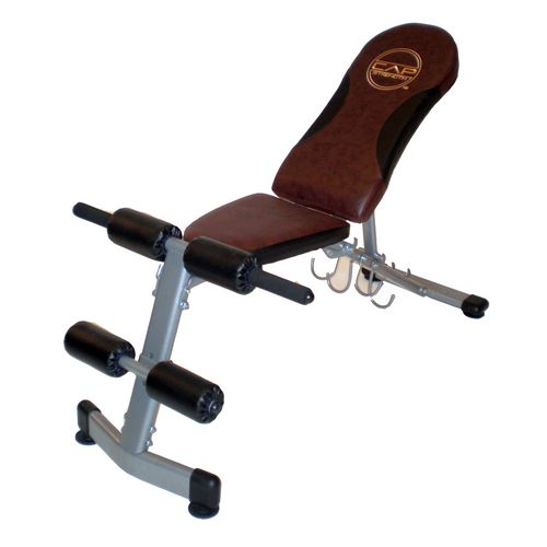 Academy cap barbell bench with dumbbell holder Cap strength weight bench