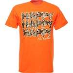 Duck Commander Men's Happy Camo Graphic T-shirt