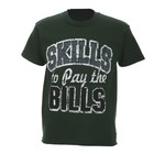 COED Sportswear Boys' Skills to Pay the Bills T-shirt