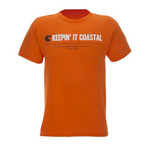 CCA Men's Keepin' It Coastal T-shirt
