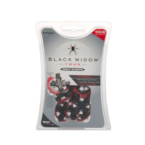 Softspikes Black Widow Tour Golf Cleats