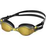 Speedo Adults' Bullet Mirrored Goggles -  Elastomeric