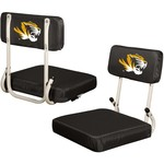 Logo Chair University of Missouri Hard Back Stadium Seat
