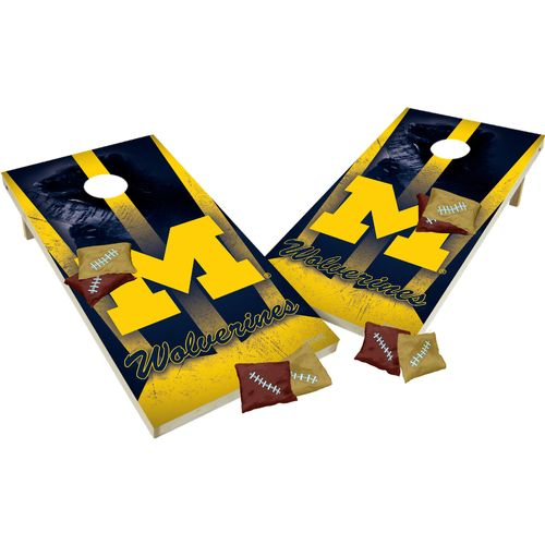 Wild Sports Tailgate Toss SHIELDS XL University of Michigan