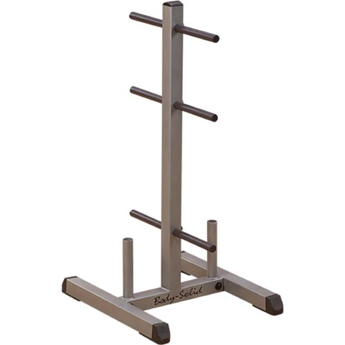 Body-Solid Standard Plate Tree and Bar Holder - view number 1