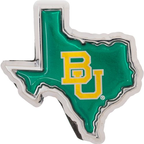 Stockdale Baylor University Chrome Metal Auto Emblem