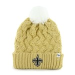'47 Women's New Orleans Saints Gameday Fiona Cuff Knit Cap
