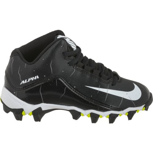 Display product reviews for Nike Boys' Alpha Strike 2 3/4 Football Cleats