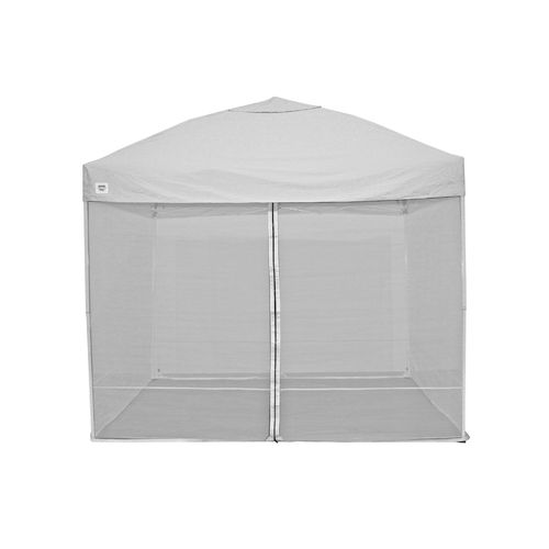 Quik Shade Instant Canopy Screen Panel Set