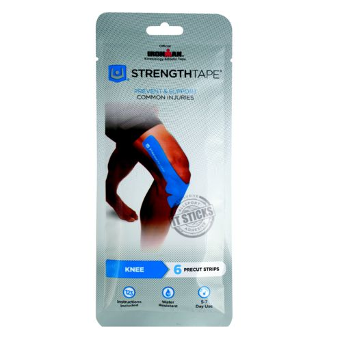 StrengthTape Adults' Kinesiology Tape Knee Taping Kit