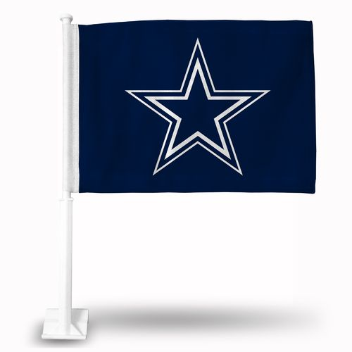 Rico Dallas Cowboys Star Car Flag - view number 1