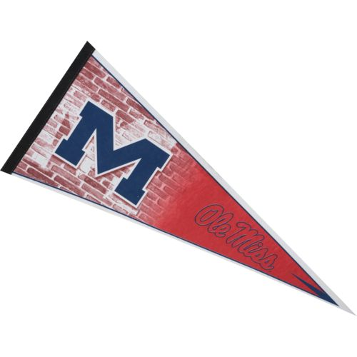 Rico University of Mississippi 12' x 30' Pennant