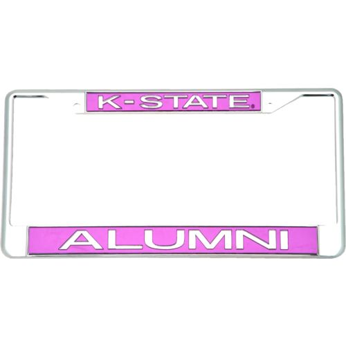 Stockdale Kansas State University Alumni License Plate Frame