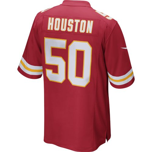 Nike Men s Kansas City Chiefs Justin Houston #50 Game Jersey
