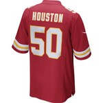 Nike Men's Kansas City Chiefs Justin Houston #50 Game Jersey
