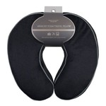 Northpoint Trading Piping Memory Foam Travel Pillow - view number 1