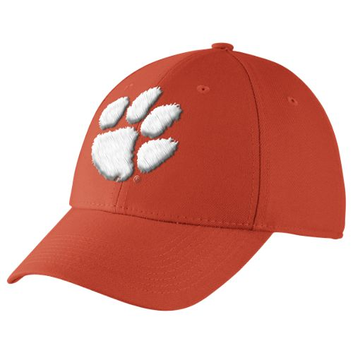 Nike™ Men's Clemson University Dri-FIT Swoosh Flex Cap