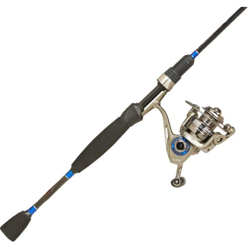 Lew 39 s laser lite speed spin 5 39 6 l spinning rod and for Lews fishing rods