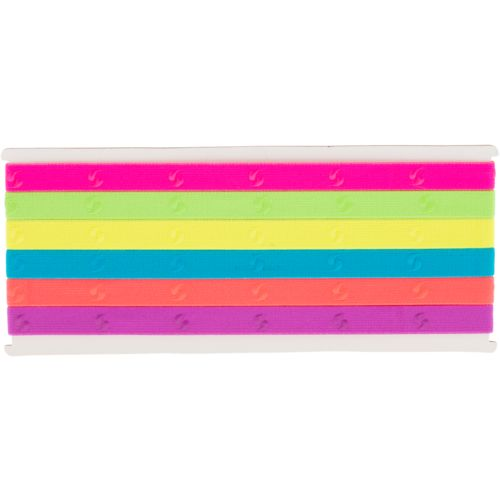 Soffe Adults' Mini Headbands 6-Pack