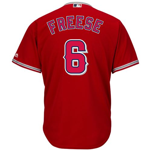 Majestic Men's Los Angeles Angels David Freese #6 Cool Base® Replica Jersey