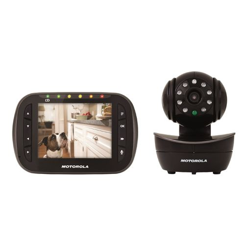 Motorola Scout 2300 3.5' Video Monitor with Indoor Camera