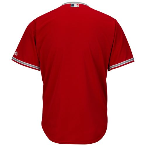 Majestic Men's Los Angeles Angels Cool Base® Alternate Replica Jersey - view number 2