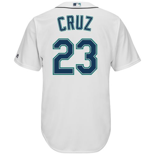Majestic Men's Seattle Mariners Nelson Cruz #23 Cool