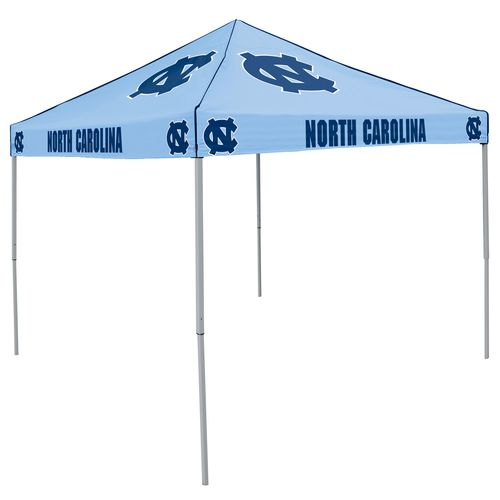 Logo University of North Carolina Straight-Leg 9 ft x 9 ft Color Tent