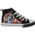 Marvel Boys' Avengers High-Top Lifestyle Shoes