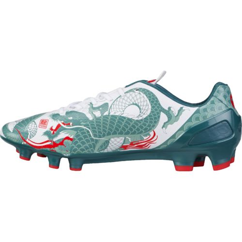 PUMA Men's evoSPEED 2.3 Graphic FG Soccer Cleats