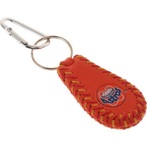 GameWear Houston Astros Retro 80's Logo Baseball Keychain