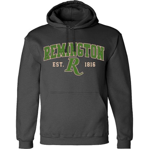 Remington Adults' Screen Printed Hoodie