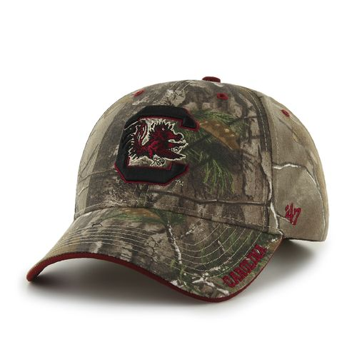 '47 Adults' University of South Carolina Realtree Frost Camo MVP Cap - view number 1