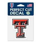 WinCraft Texas Tech University Perfect Cut Decal - view number 1