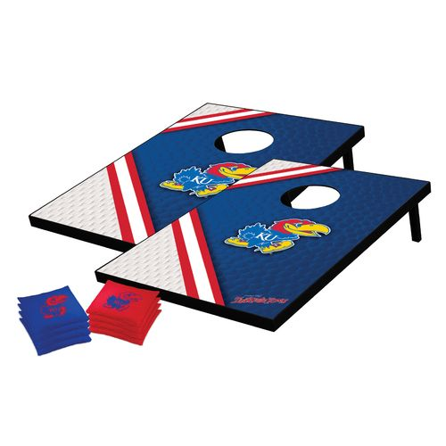 Wild Sports University of Kansas Tailgate Beanbag Toss
