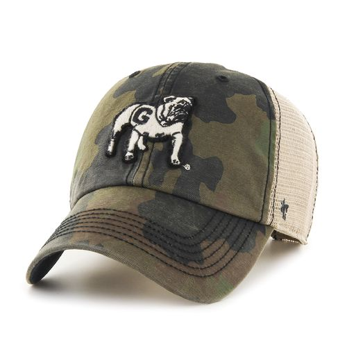 '47 Adults' University of Georgia Burnett '47 Clean Up Camo Cap