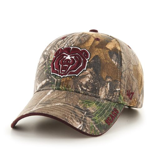 '47 Adults' Missouri State University Realtree Frost MVP Cap
