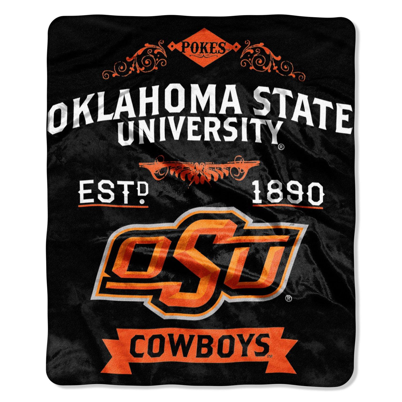 The Northwest Company Oklahoma State University Label Raschel