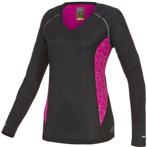 BCG™ Women's Reflective Printed Long Sleeve Running Top